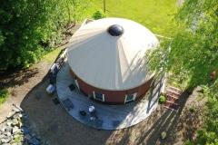 30/10 yurt