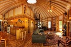 30/10 Floyd Lodging Yurt